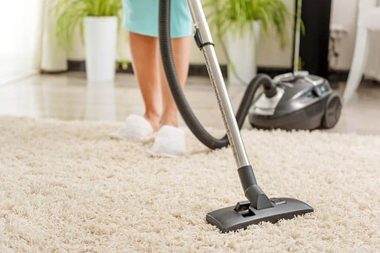 How To Keep Your Carpets Clean & Germ-Free