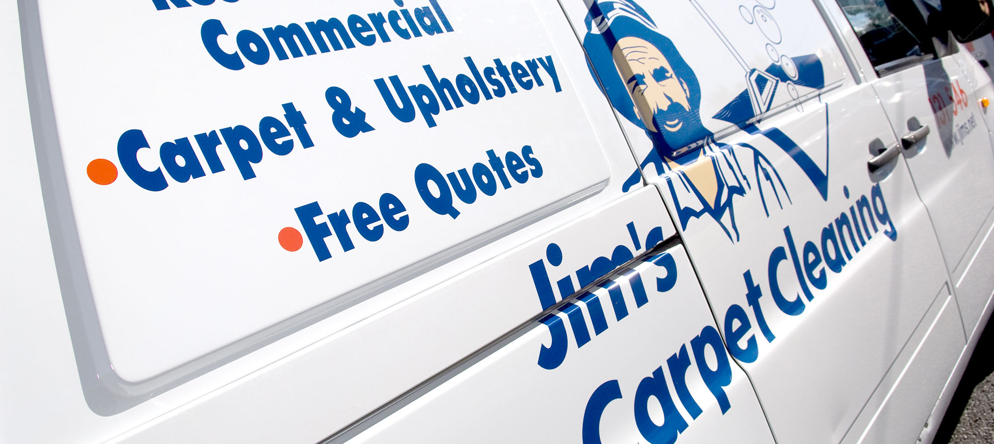 Carpet Cleaning - Jim's Cleaning NZ